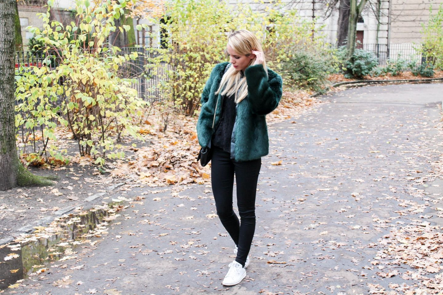 The Perfect Faux Fur Jacket