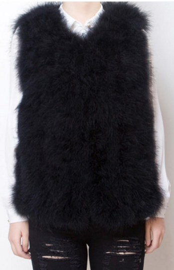 Fluffy Fur Fever Vest (71 €)